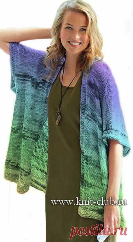 Вязание спицами, модели и схемы для вязания на спицах для женщин. Описание и фото вязаной одежды