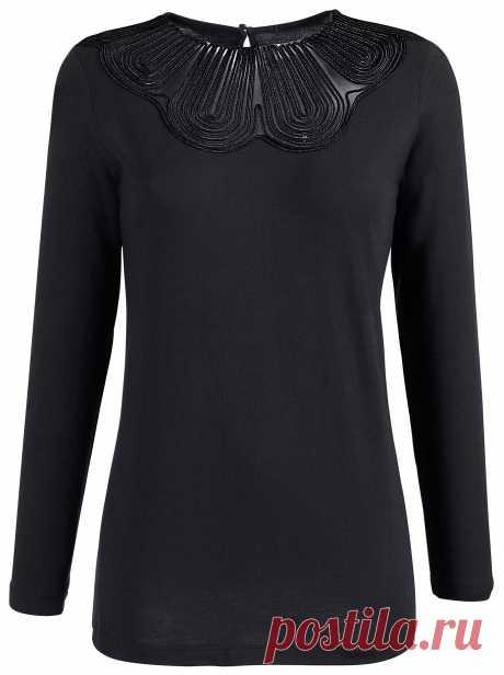 Кофтa цвет черный всего 1499 р. купить в WITT International - 395.140.004