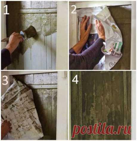 Узоры своими руками: 7 крутых идей декоративной покраски стен