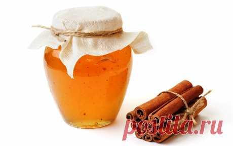 Волшебное сочетание меда с корицей от многих проблем