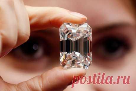 Самые дорогие бриллианты. | Colors.life