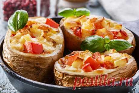 Блюда из картофеля - необычные рецепты из картошки на все случаи жизни