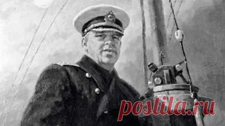 Битва за Заполярье: как «морской дьявол» Александр Шабалин топил корабли фашистов  ============================== Подвиги контр-адмирала Советского флота дважды Героя Советского Союза Александра Шабалина больше походят на сюжеты к фантастическим фильмам. За годы Великой Отечественной войны он потопил 32 боевых корабля и транспортника противника.   Осенью 1941 года Шабалин, будучи младшим лейтенантом, командовал торпедным катером ТКА-12. В холодных водах Баренцева моря торп...
