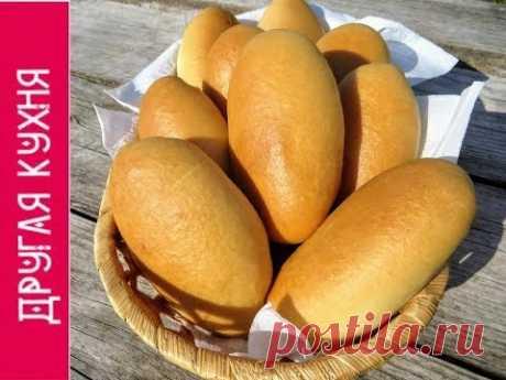 Пирожки с лисичками и картошкой / Тесто супер, начинка класс!