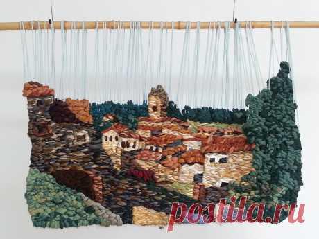 Плетеное волшебство — Сделай сам, идеи для творчества - DIY Ideas