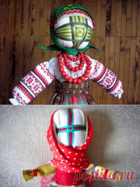 Магическая кукла -мотанка своими руками — Делаем руками