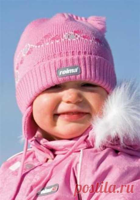 вязаные зимние шапки для детей - Сумки