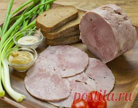 ДОМАШНИЙ ДЕЛИКАТЕС — ВЕТЧИНА В БАНКЕ | Самые вкусные кулинарные рецепты