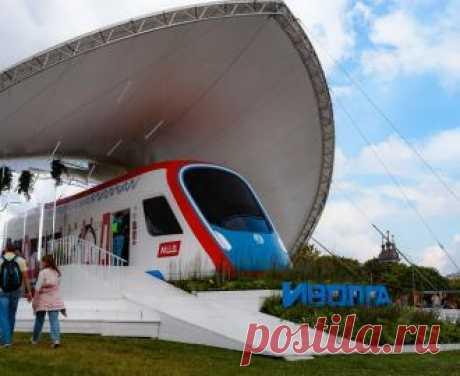 Новости ТМХ представил на пикнике «Афиши» новую версию поезда «Иволга» - свежие новости Украины и мира