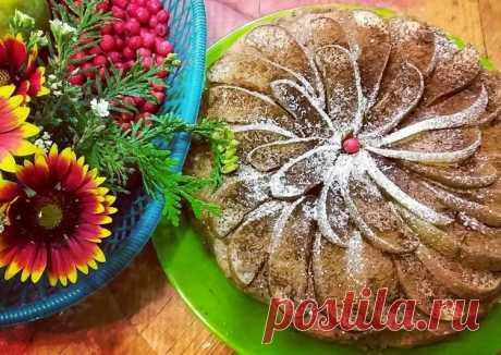 (11) Грушевая шарлотка - пошаговый рецепт с фото. Автор рецепта Василина . - Cookpad
