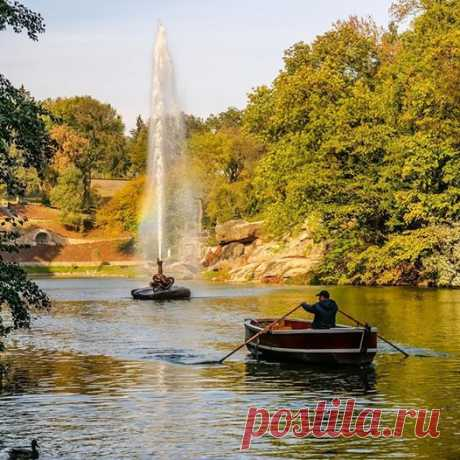 Sofіїvka - nastіlki beautiful park, what I want to see-Софіївка - настільки красивий парк, що хочеться відвідувати щоосені