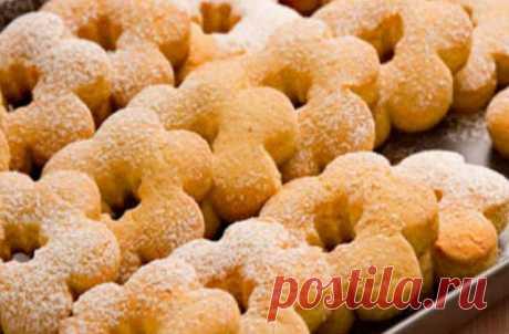 Медовое печенье за считанные минуты (очень легко и быстро)