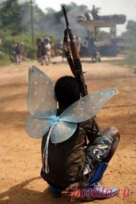 Ангелы войны.