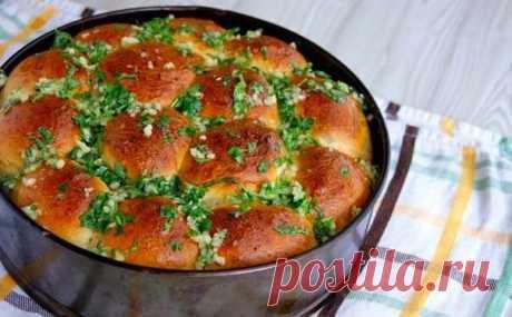 Пампушки к борщу за 20 минут рецепт с фото пошагово - 1000.menu