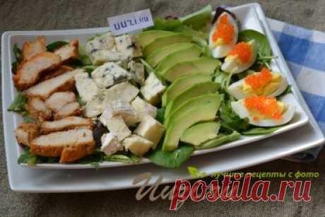 Кобб салат Cobb salad