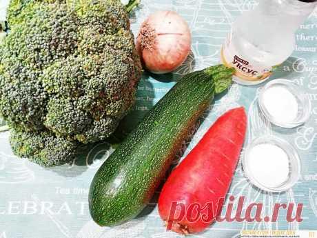"""Несвежие овощи больше не выбрасываю, а готовлю из них маринованную вкуснятину за 2 часа: делюсь своим методом """"спасения"""" овощей   Постная Кухня   Яндекс Дзен"""