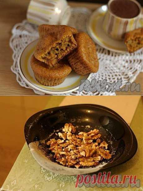 Рецепт тыквенных кексов (рецепт с фото) | RUtxt.ru