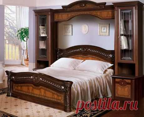 Мебель для спальной зоны