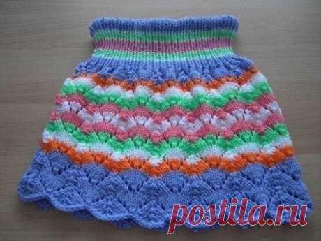 Children's short skirts