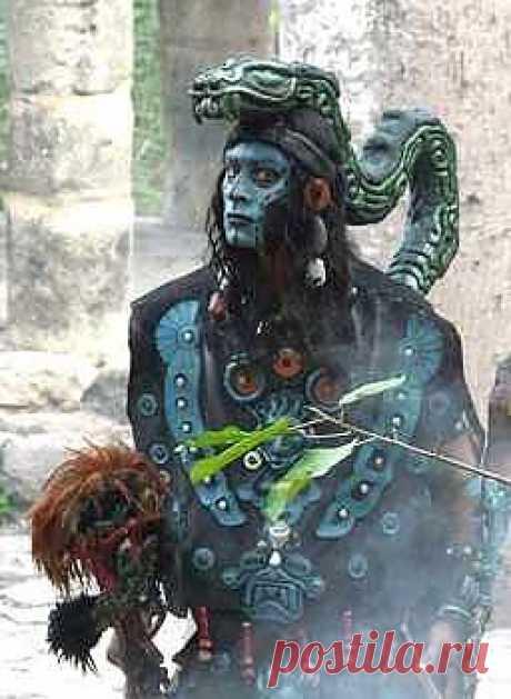 Хорошие доктора. Медицина в цивилизации майя была тесно связана с культурой и религией, и при этом находилась на очень высоком для своего времени уровне.