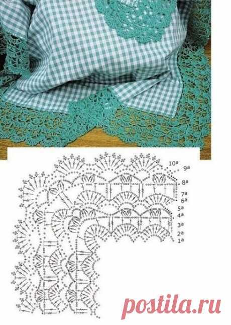Вязание отделка и ленточные кружева | Записи в рубрике Вязание отделка и ленточные кружева | Дневник Liudmila_Sceglova