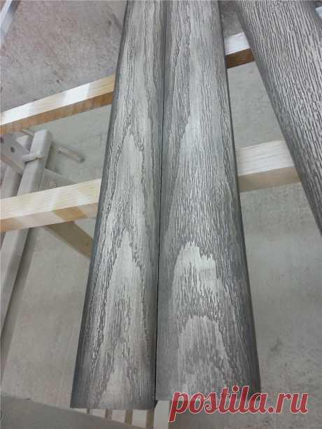 Декор. Патинирование дерева - Мастер-класс — LiveJournal