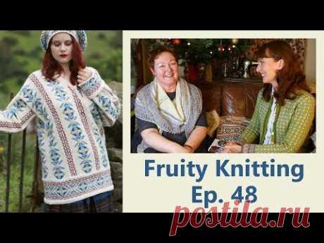 Become a Fruity Knitting Patron: https://www.patreon.com/fruityknitting Full Program Notes: https://fruityknitting.com/2018/02/27/susan-crawford-vintage-shetl...