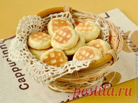 👌 Простое печенье на сковороде, рецепты с фото