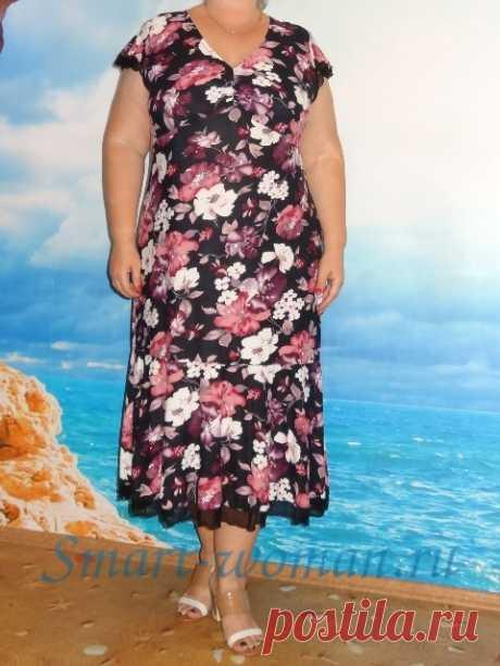 платье трикотажное (4)