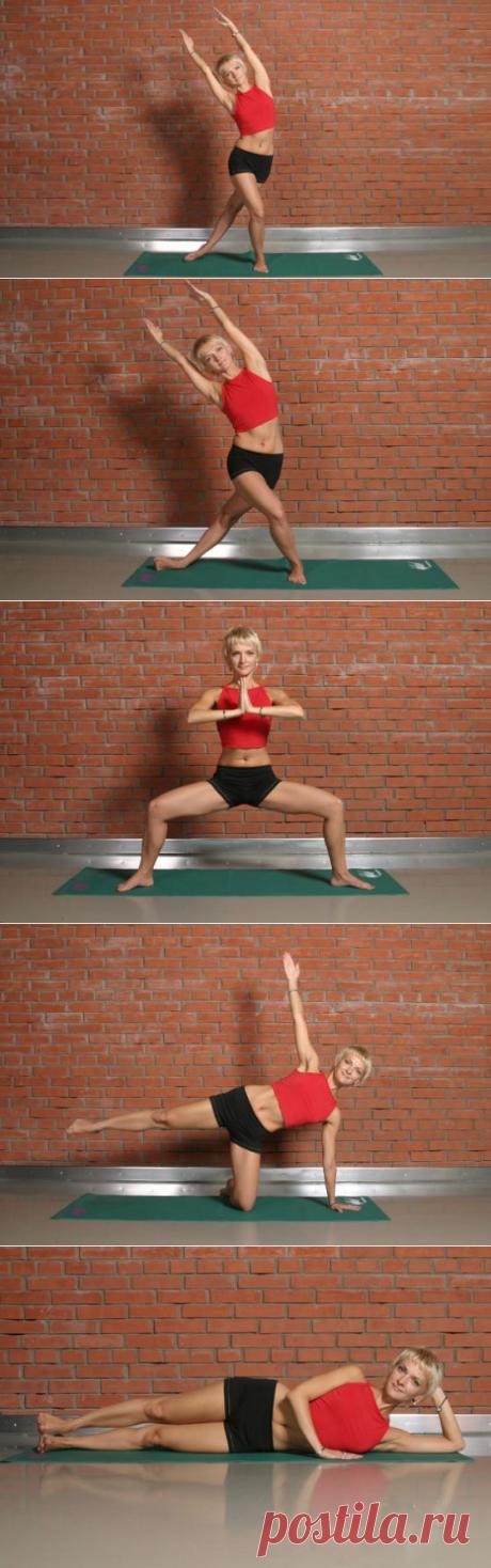 Алена Мордовина показывает упражнения для упругости ног :: Фотокомплексы :: JV.RU — Фитнес, здоровье, красота, диеты