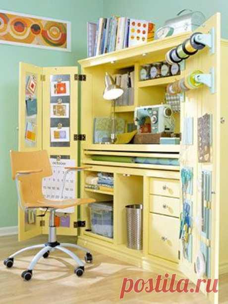 Уголки для хранения — Сделай сам, идеи для творчества - DIY Ideas