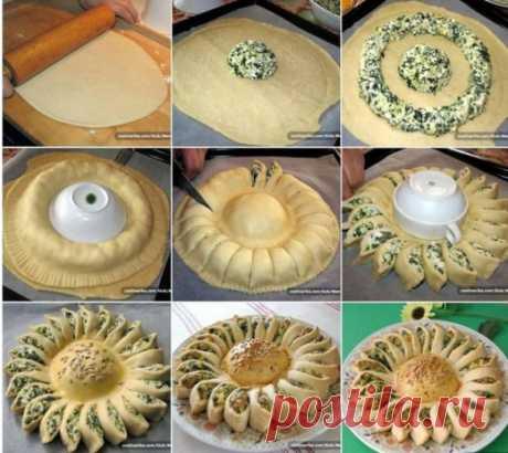 60 способов умопомрачительного украшения домашней выпечки! Давайте делиться секретами украшения пирогов и булочек.
