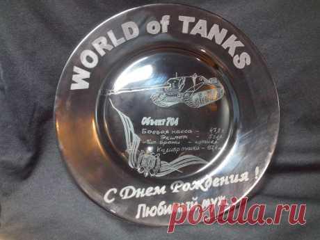 По мотивам игры WORLD of TANKS №3