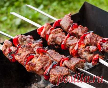 Big selection of recipes on a grill - shish kebabs, sausages, burgers, ribs. A bird, fish, pork and beef - recipes with a photo from the Tasty Blog