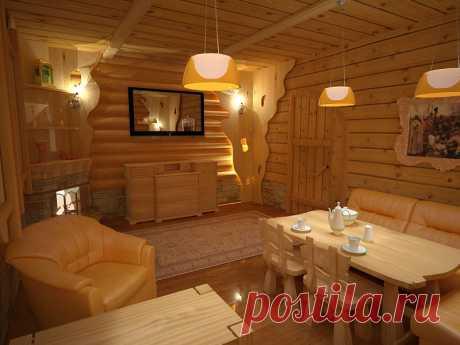 маленькая баня на даче фото