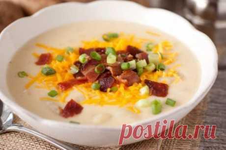 Супы с ветчиной: 5 рецептов / Простые рецепты