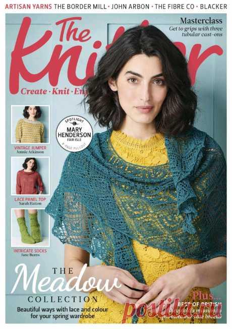 The Knitter №123 2018