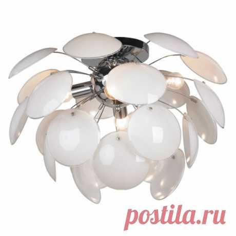 Люстра Lussole MATTINA LSQ-4303-04 по цене 12437 – купить в Москве в интернет-магазине / Fandeco.ru