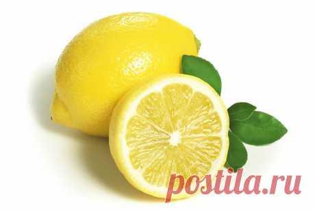 Лимон укрепляет иммунитет и омолаживает кожу — Полезные советы