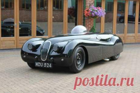 Jaguar Jabbeke XK120