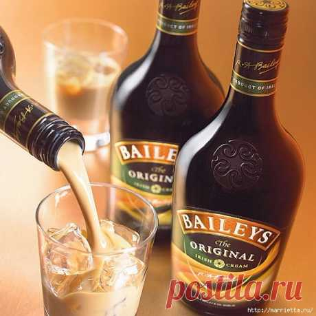 Ликер Baileys, Irish Cream к празднику готовим сами
