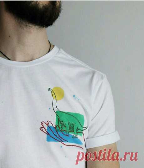 Дино футболка