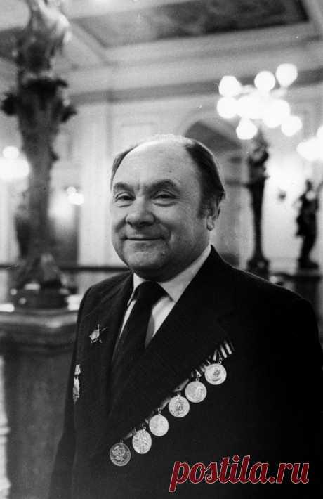 Nikolay Trofimov, on January 21, 1920 • November 7, 2005