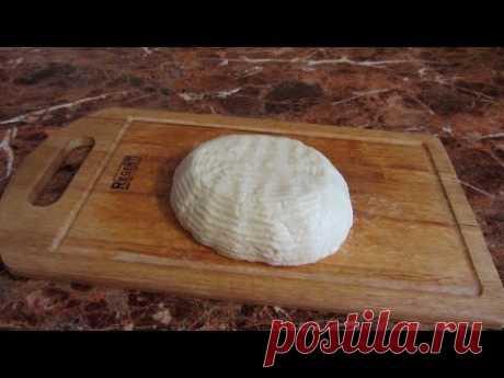 Сыр Домашний. Самый простой рецепт.  //  Cheese. The simplest recipe. - YouTube