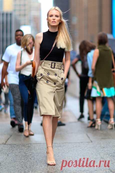 Лето в стиле сафари: 10 нарядов для модниц