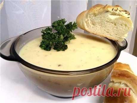 Очень вкусный супчик рекомендую приготовить всем любителям грибов!