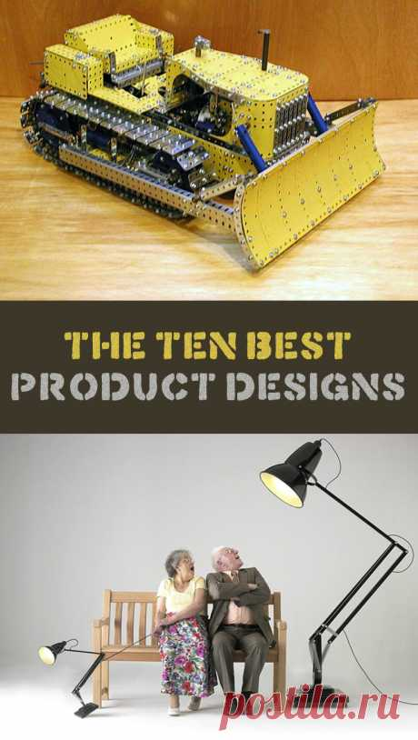 The 10 best product designs – Only awesome top lists ➤ gListus.com