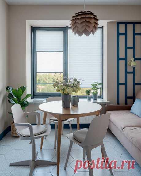 Квартира 41 м² для взрослой пары | Интерьер+Дизайн | Яндекс Дзен