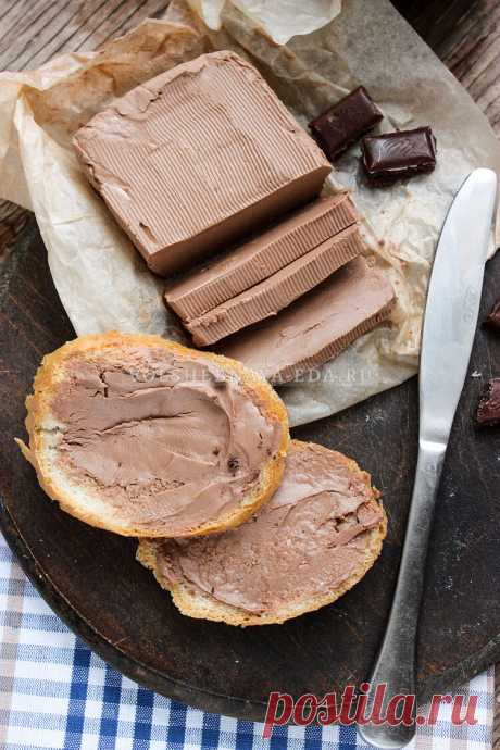 Домашнее шоколадное масло | Волшебная Eда.ру
