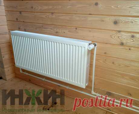 Монтаж отопления в деревянном доме, фото 798